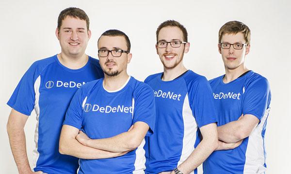 DeDeNet: Wir bilden aus!